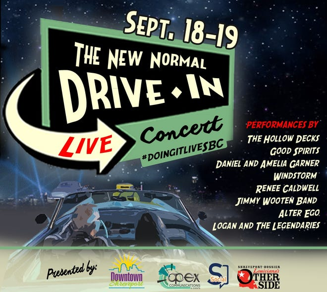 New Normal Drive-In