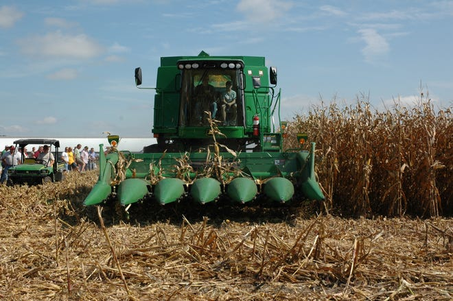 """This year's theme for National Farm Safety Week, Sept. 20-26, 2020, is """"Every Farmer Counts""""."""
