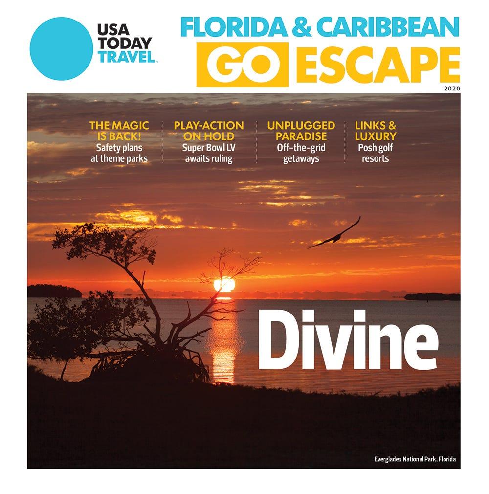 GoEscape: Florida and the Caribbean beckon