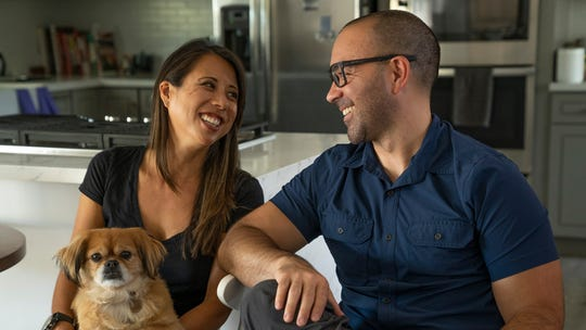 Erika Chau and Rob Balucas bought their home in Los Angeles, CA for $668,888. It was at the top end of their budget but met many of their accessibility needs.