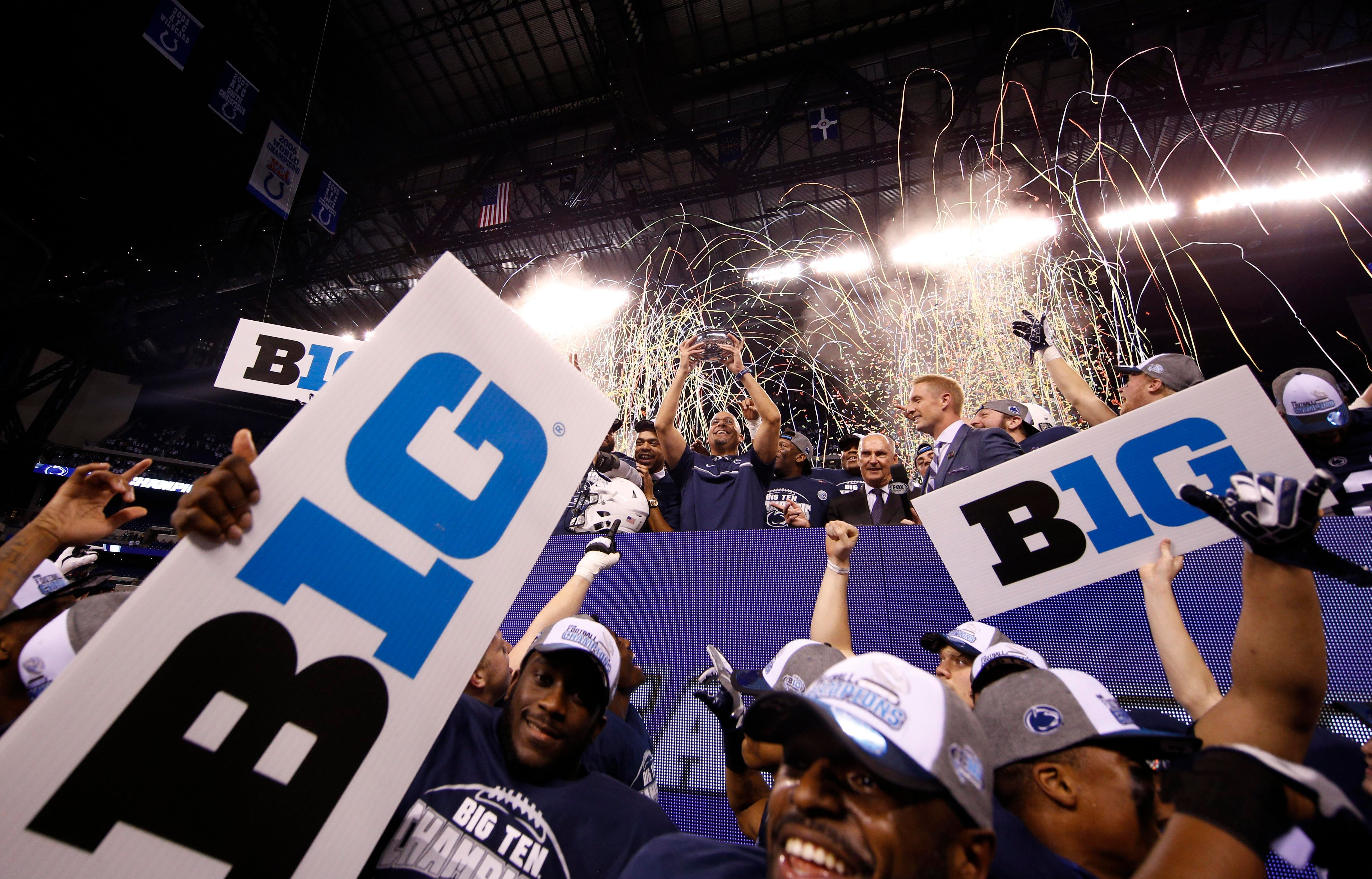Opinion: Big Ten got played by President Trump, and White House is eager to celebrate