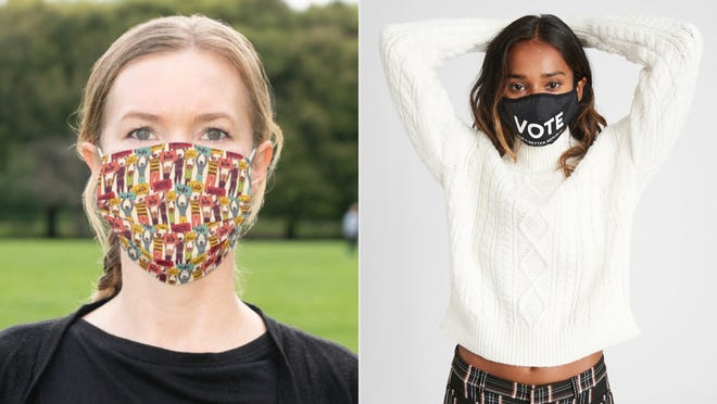 The perfect accessory to wear while voting.