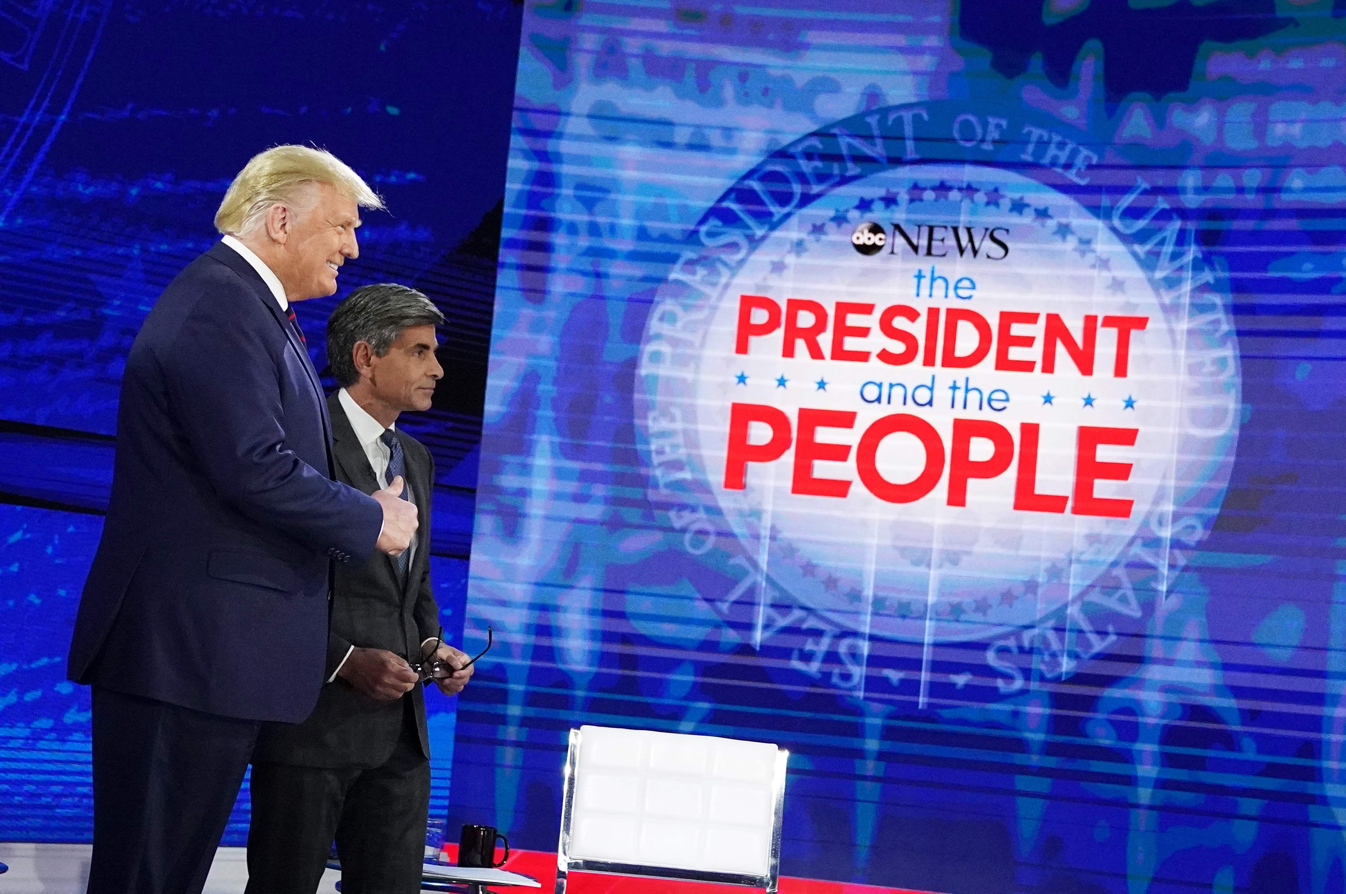 Herd mentality : Trump again asserts coronavirus will just  disappear