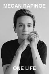 """""""One Life,"""" by Megan Rapinoe • Release date: Nov. 10 • The Olympic gold medalist and two-time Women's World Cup champion is also an activist icon and tireless fighter for LGBTQ rights. She shares her story, and in so doing urges readers to stand up for justice and equality."""
