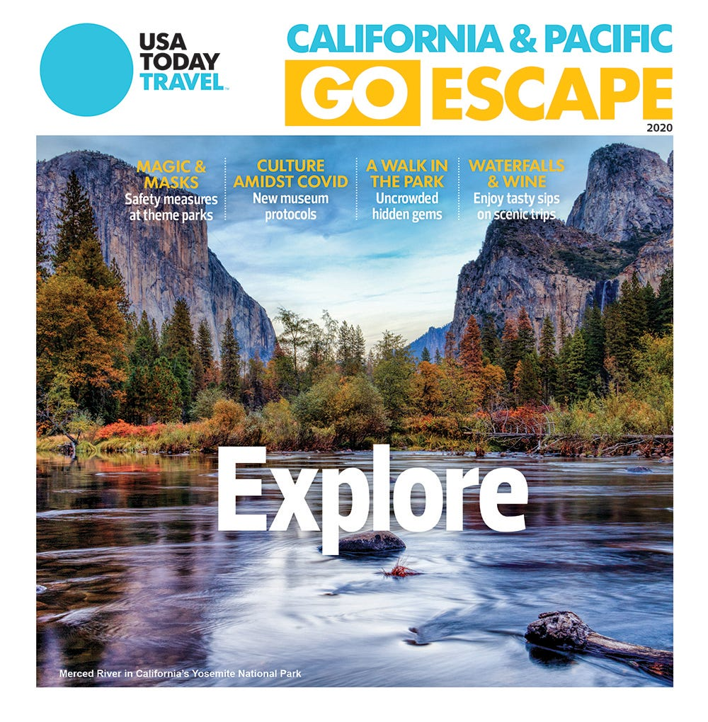 GoEscape: Explore the wonders of California and the Pacific Coast