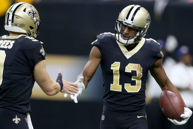 Saints Wr Michael Thomas Had Altercation With Teammate Per Report
