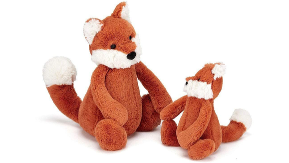 Best gifts for babies: A soft and cuddly fox
