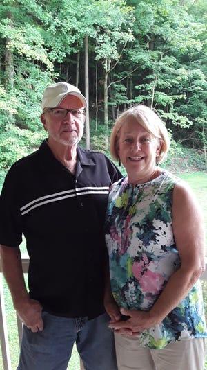 Larry and Karen Badger