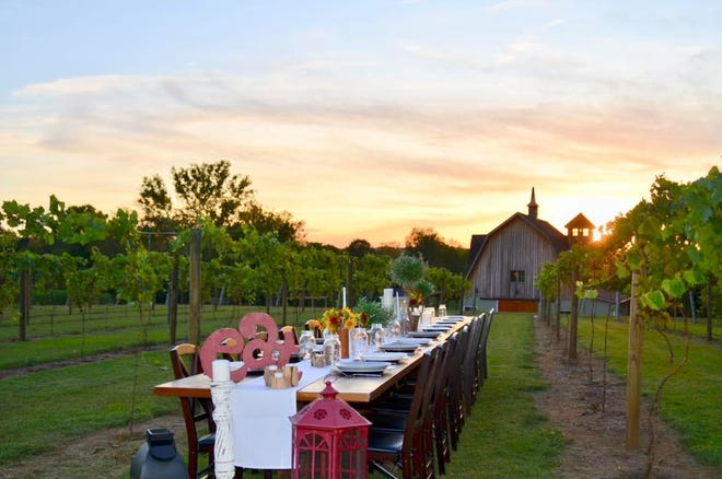 Spend a gorgeous early fall Saturday night at Liberty Grace Farms, who is hosting a special date night from 6-9 p.m. (Courtesy photo/Liberty Grace Farms)