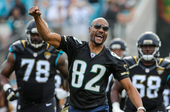 Former Jacksonville Jaguars receiver Jimmy Smith is one of 130 nominees for the Pro Football Hall of Fame.