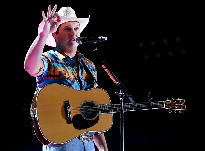 Jon Pardi will headline drive-in concerts outside TIAA Bank Field on Oct. 9 and 10.