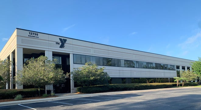 The First Coast YMCA's Flagler Center branch is in this building at 12735 Gran Bay Parkway on Jacksonville's Southside. The branch closes Sept. 30.