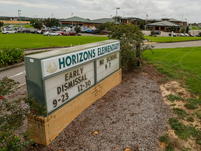 Horizons Elementary School in Davenport is among the 59 Polk County Public School campuses with a confirmed case of COVID-19.