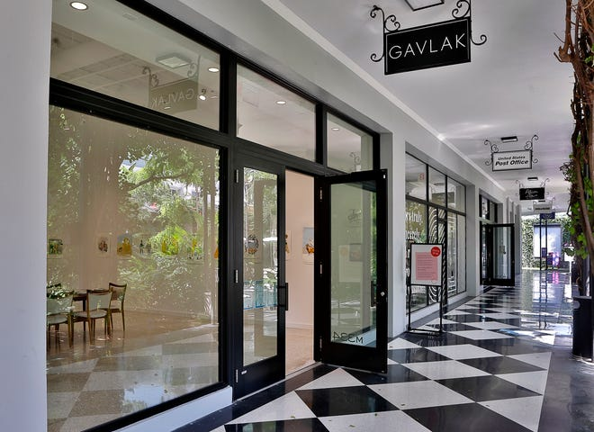Gavlak Gallery's space in The Royal Poinciana Plaza is among the many galleries worldwide that has seen business decline since the onset of the COVID-19 pandemic.