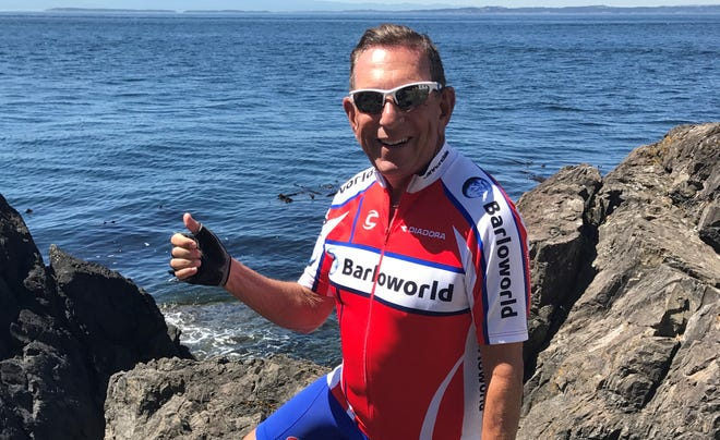 """Dr. Steven Silverman, a runner and a cyclist, """"was in excellent shape"""" before contracting the coronavirus. The longtime West Palm Beach OB-GYN died Sept. 10 from complications of COVID-19. He was 71."""