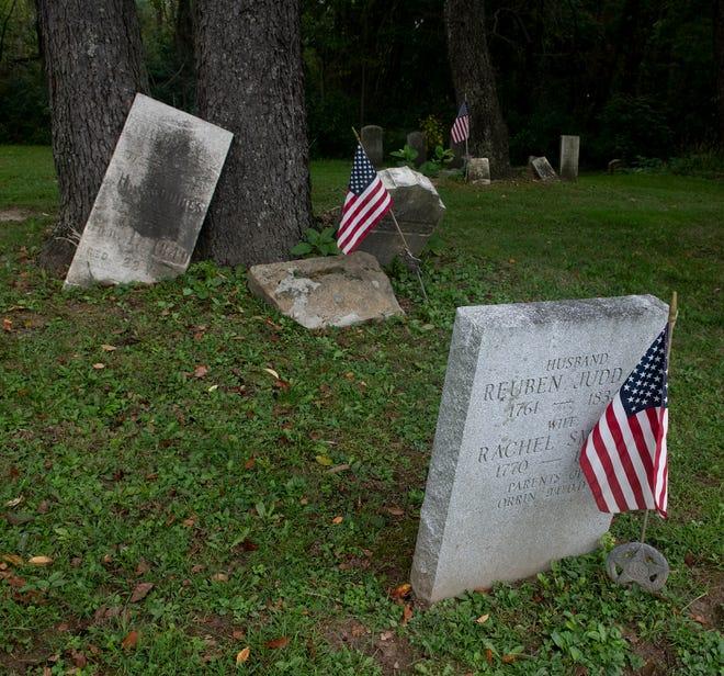 Local VFW plans to restore Streetsboro Cemetery.