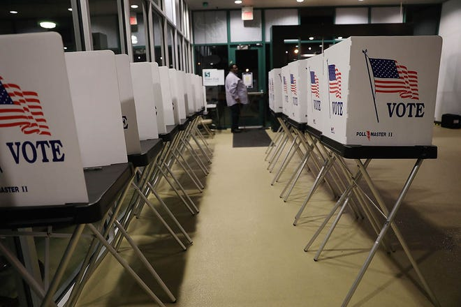 Florida voters get to decide a half-dozen constitutional amendments that will share a ballot with the race for the White House in November.