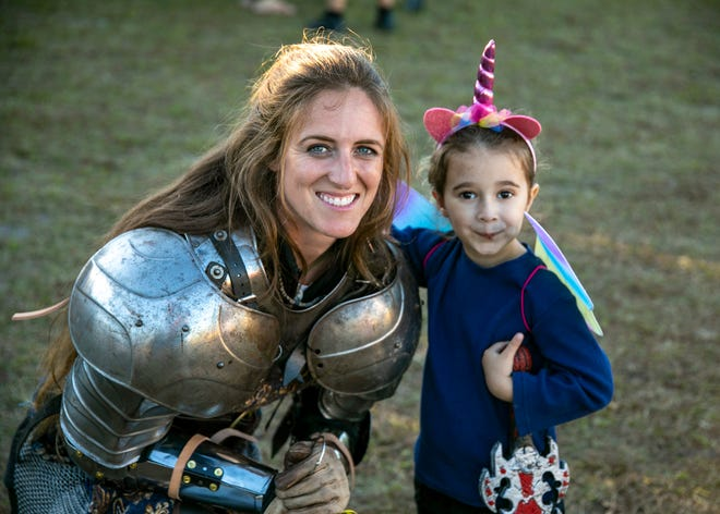 The Suncoast Renaissance Festival will take place Nov. 7-29 at Sarasota Fairgrounds. The new event will feature the same organizers as the Brevard Renaissance Fair, pictured here.