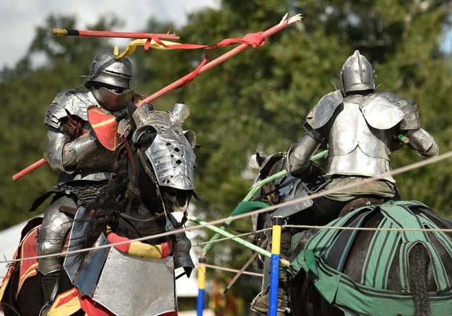 Sarasota Medieval Fair, pictured here, is relocating from the Sarasota Fairgrounds to Manatee County.