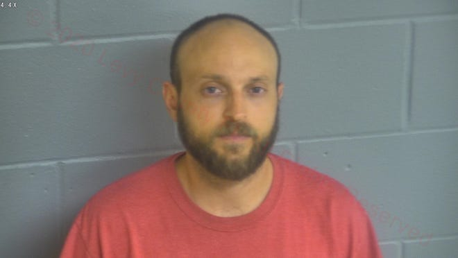 Chris Salamone [Levy County Jail]