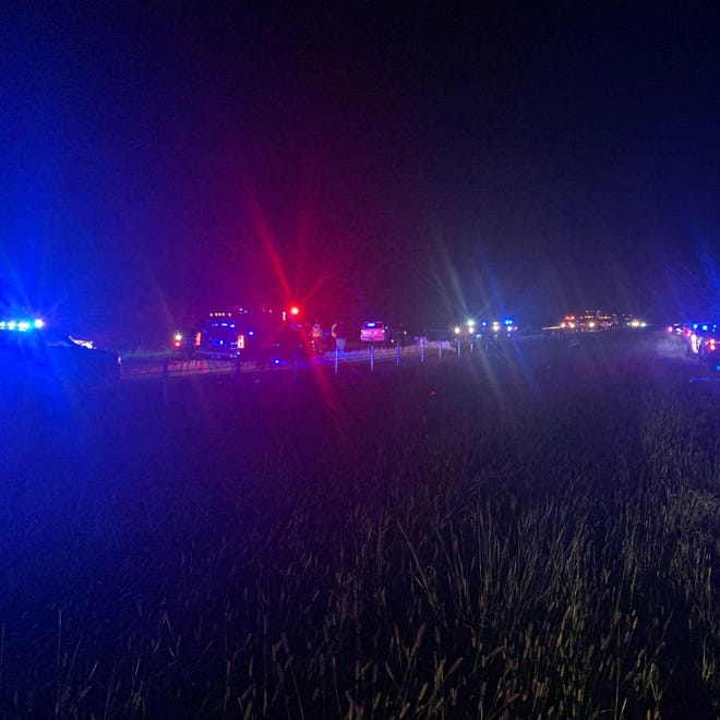 Interstate 59 northbound reopened late last night, after the investigation of shooting incident that involved a DeKalb County deputy. No one was injured, the sheriff's office posted on Facebook, and a suspect is in custody.