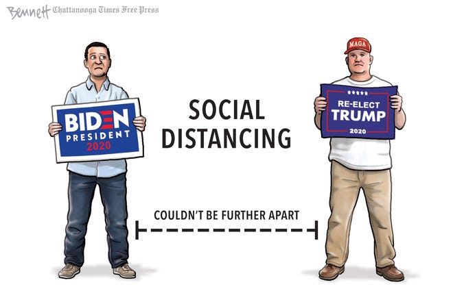 Social distancing may outlast COVID-19.