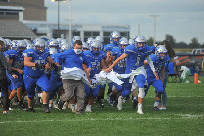 Wynford can make a statement with a big bounce-back win on the road this week.