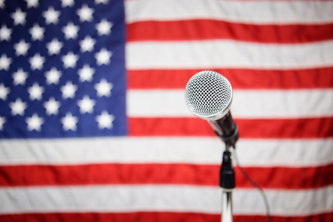 AARP's virtual speeches show the candidates' views in five minutes or fewer.