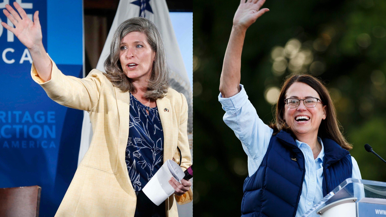 Iowa Poll: Theresa Greenfield narrowly leads Joni Ernst in hyper-competitive Senate race