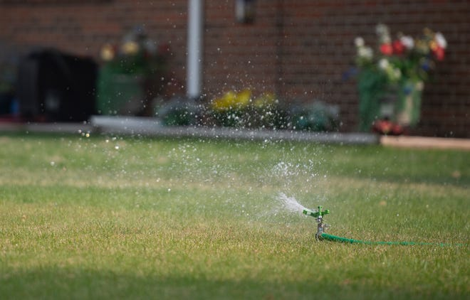 The Round Rock City Council approved a new outdoor watering schedule for residents  to avoid oversaturated yards and better balance water distribution during the week.