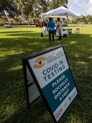 On Thursday Sept. 17, the Florida Department of Health in Lee County (DOH-Lee) began offering both free influenza (flu) and Hepatitis A at all pop-up walk-up COVID-19 test sites. The flu vaccine is available to anyone age 6 months and older. Anyone not feeling well will not receive the flu vaccine. The Hepatitis A vaccine is available to anyone age 18 and older.
