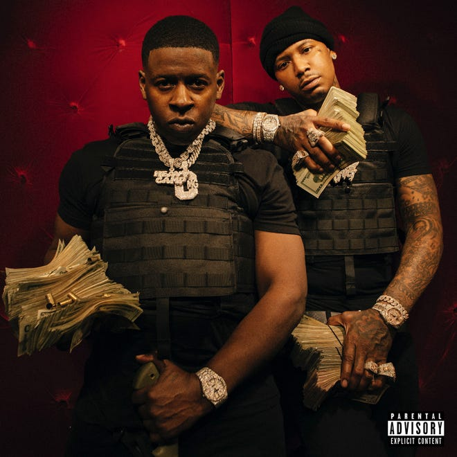 """Blac Youngsta and Moneybagg Yo have teamed up for a new mixtape, """"Code Red."""""""