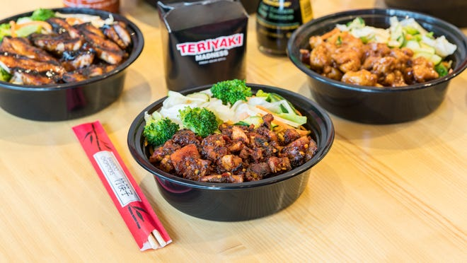 Teriyaki Madness, a restaurant known for its made-to-order teriyaki dishes, opened a location in Brookfield at 920 S Moorland Rd.