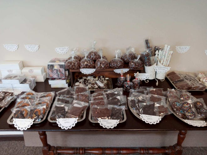 Chocolate Falls moved to a new location in downtown Menomonee Falls on Sept. 1. The five-year-old business is planning a relocation celebration event Oct. 2 at the new location, N88 W16748 Main St.