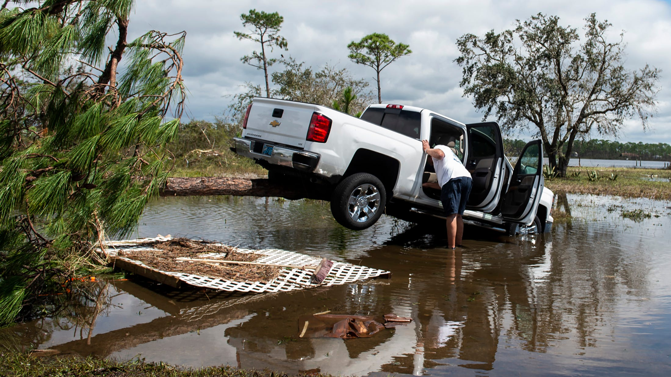Live coverage of Sally: At least $29M in damage in Florida county; 320K still without power; bridge may be closed for month