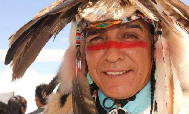 Chiricahua Apache Nation President Joe Saenz will give a virtual talk about the return of the Apache to their homeland in the Gila on Saturday, Oct. 10, 2020.