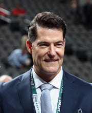 New general manager Bill Armstrong joins the Arizona Coyotes from the St. Louis Blues.