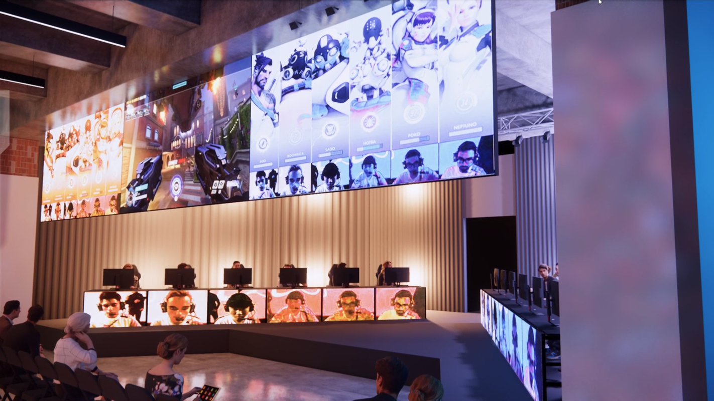 Philadelphia-based Nerd Street Gamers build first-ever esports complex 'The Block' in Pa.