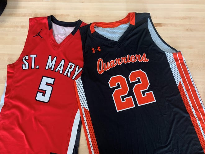 St. Mary and Dell Rapids will play each other again in boys basketball at the Entringer Classic in December. A St. Mary vs. Dells girls game has also been added to the schedule.