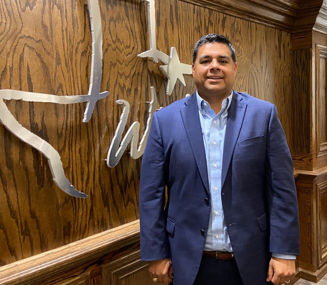 Current Wichita Falls Mayor Stephen Santellana is vying for a final mayoral term to continue the great momentum the city is seeing.