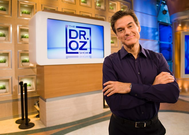 "Dr. Mehmet Oz is up next on ""Jeopardy!"""