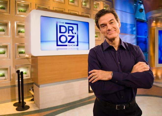 """Dr. Mehmet Oz isup next on """"Jeopardy!"""""""
