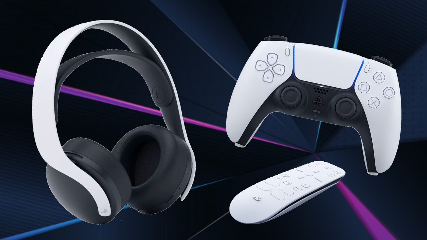 Where To Buy Playstation 5 Accessories Controllers Headsets Remotes And More