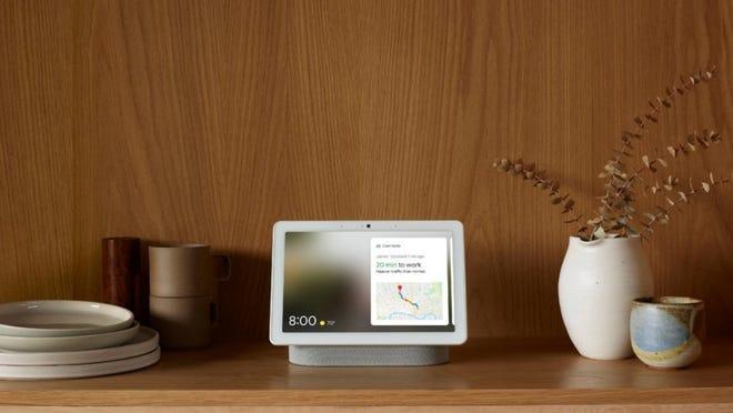 Los mejores regalos para la abuela: Google Nest Hub Max