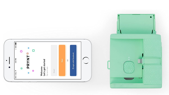 Best photo gifts of 2020: Prynt Pocket Instant Photo Printer for iPhone