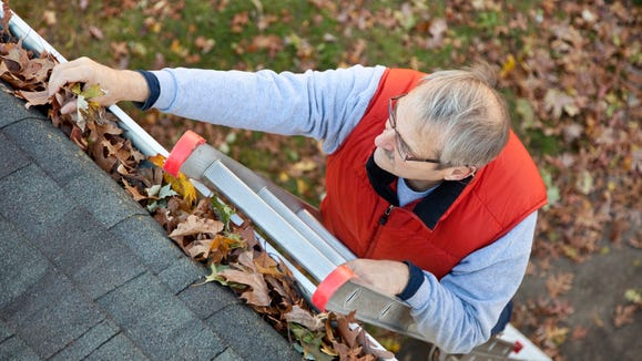 There are some tasks—like cleaning the gutters—that you definitely don't want to skip.