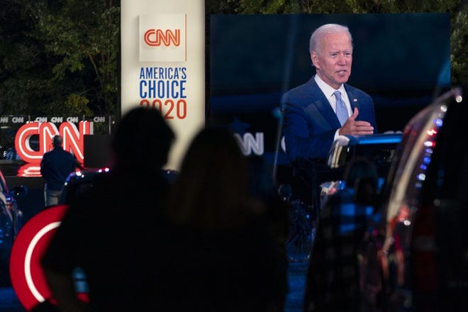 Democratic presidential nominee Joe Biden's impressive town hall performance should cause concern among Donald Trump supporters as their debate nears.