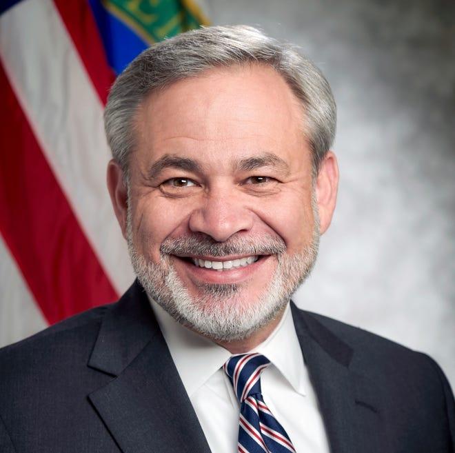 U.S. Secretary of Energy Dan Brouillette [Courtesy of the U.S. Department of Energy]