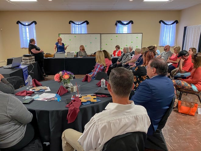 """Cambridge Main Street hosted its """"Celebration of Downtown"""" Sept. 17, recognizing businesses that help make downtown successful."""