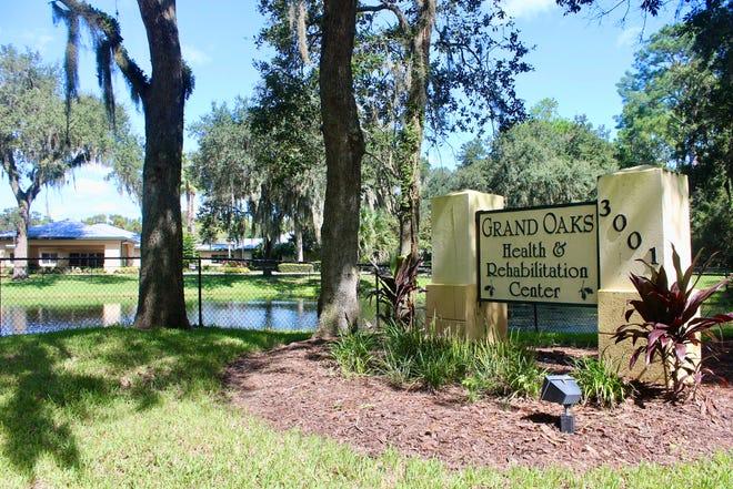 Grand Oaks Health & Rehabilitation Center in Palm Coast, Friday, Sept. 18, 2020